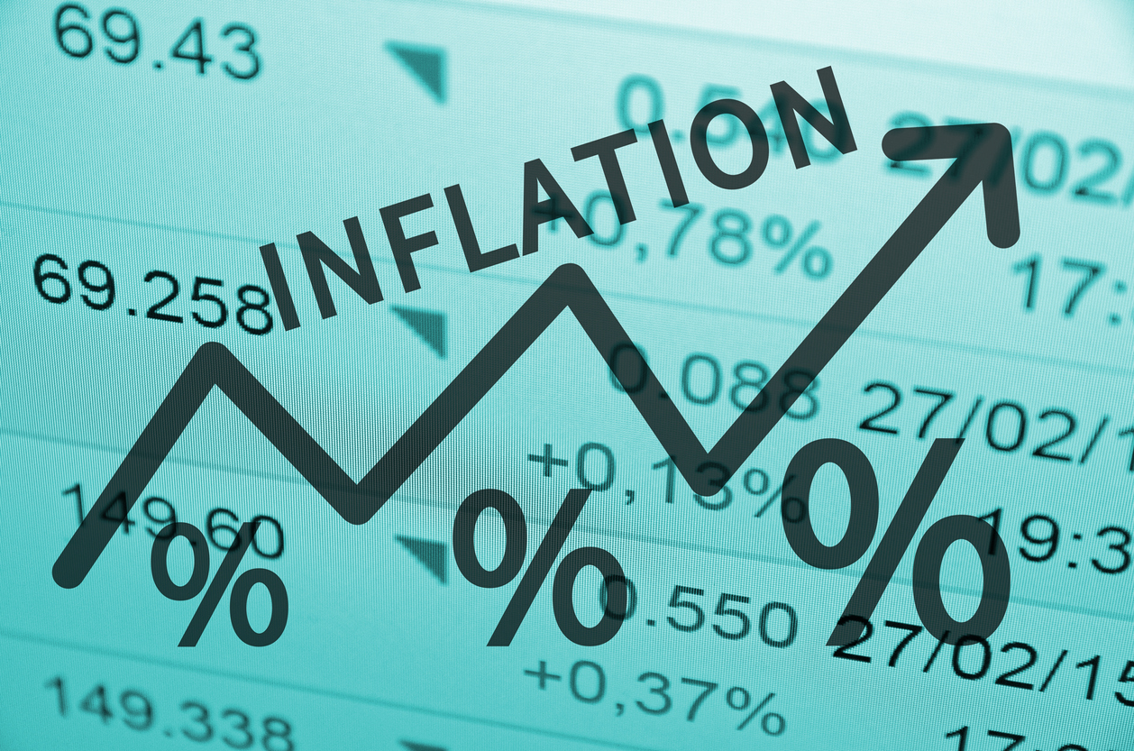 inflation forecasting chart